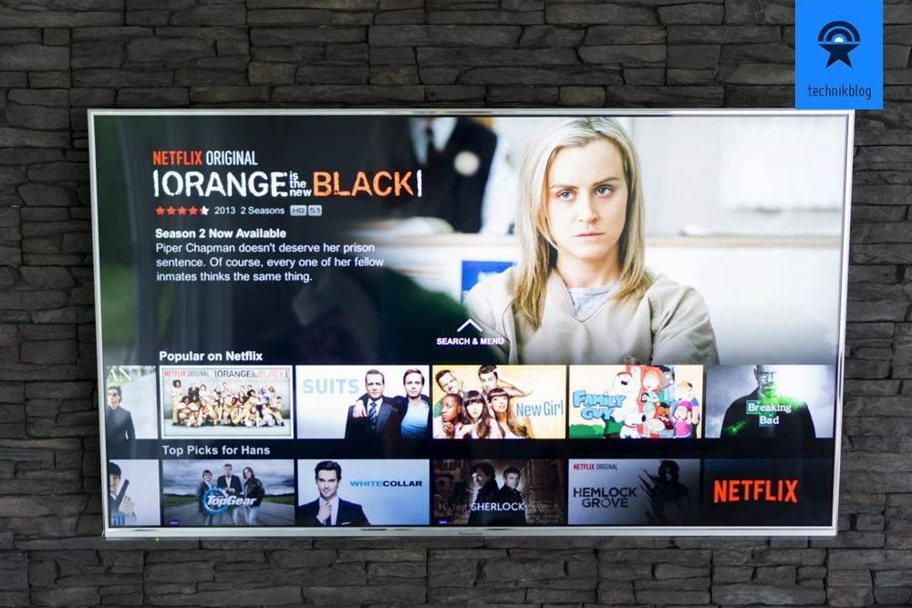 Netflix richtig nutzen: Direkt aus der TV-App