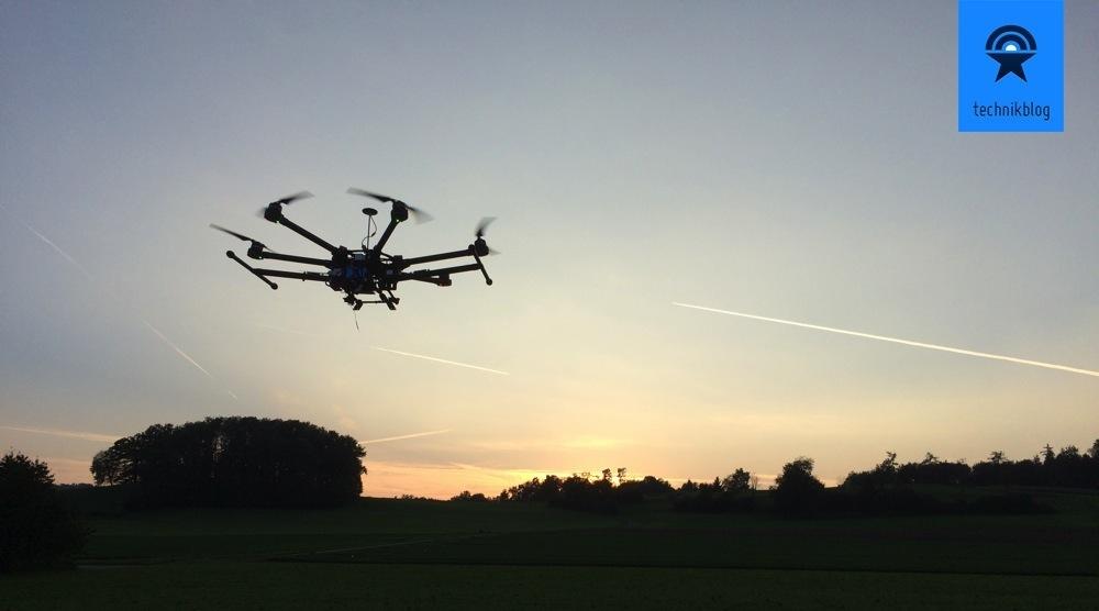 Projekt Hexacopter mit Systemkamera: Die Komponenten