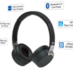 Worlds First DSP Enabled Wireless Headphone by XZT
