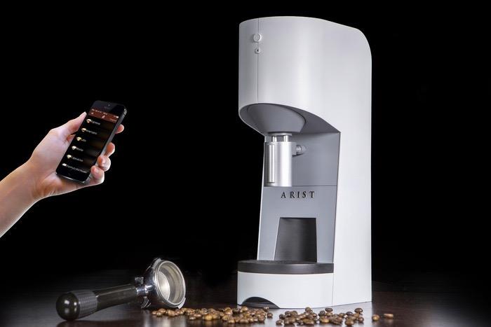 smarte kaffeemaschine