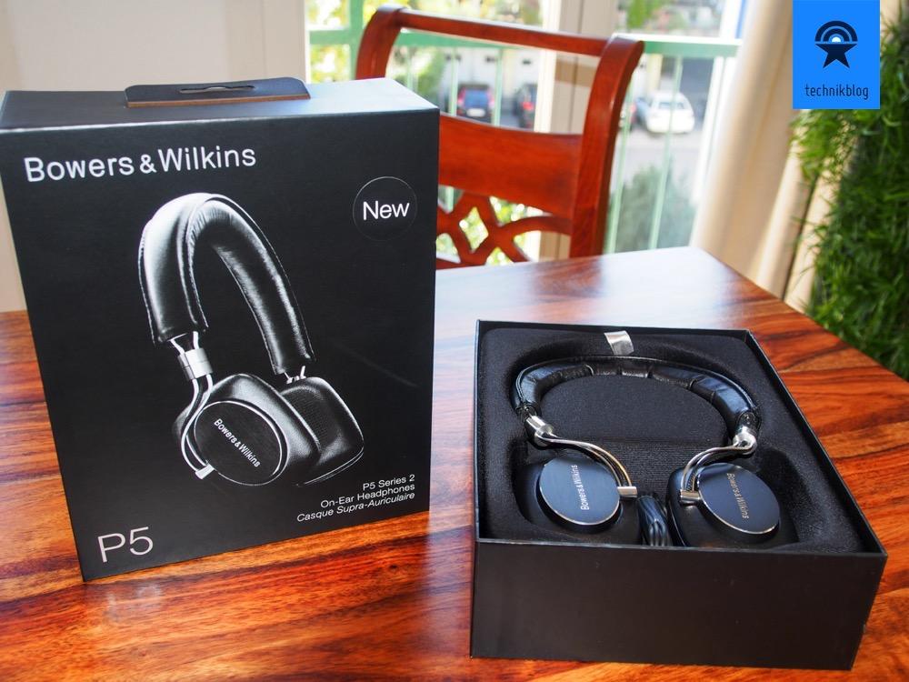 Bowers & Wilkins P5 Series 2