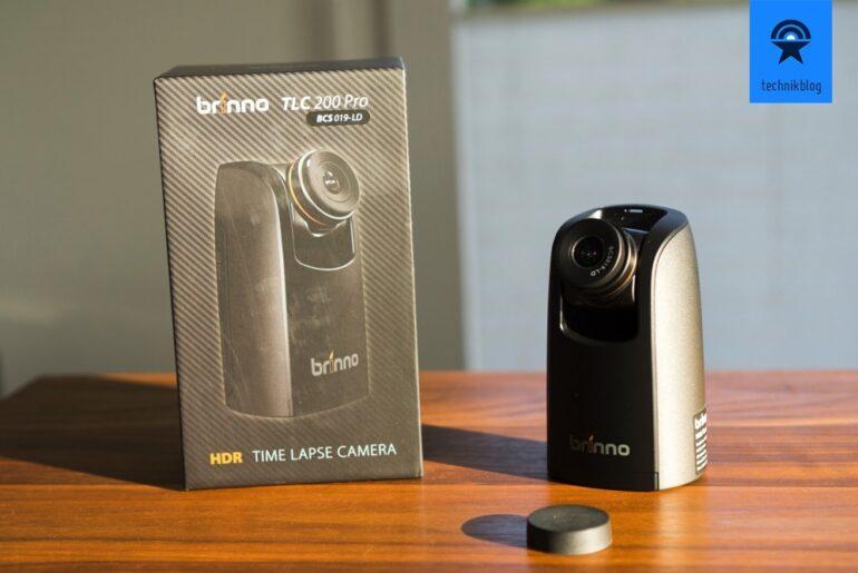 Brinno TLC200 PRO - HDR Timelapse Camera