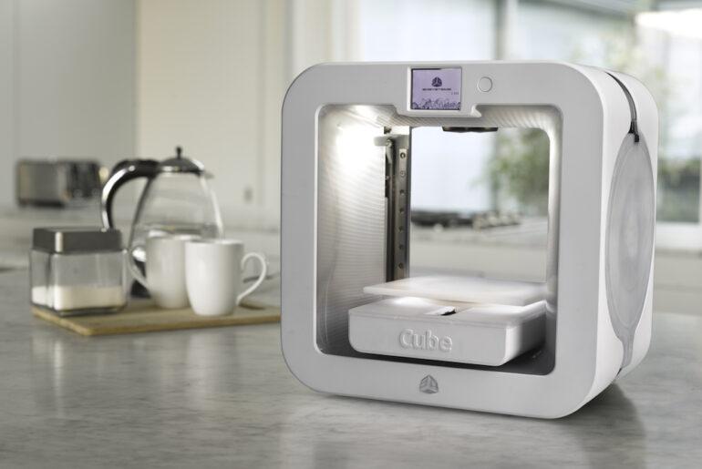 Cube 3 3D Drucker
