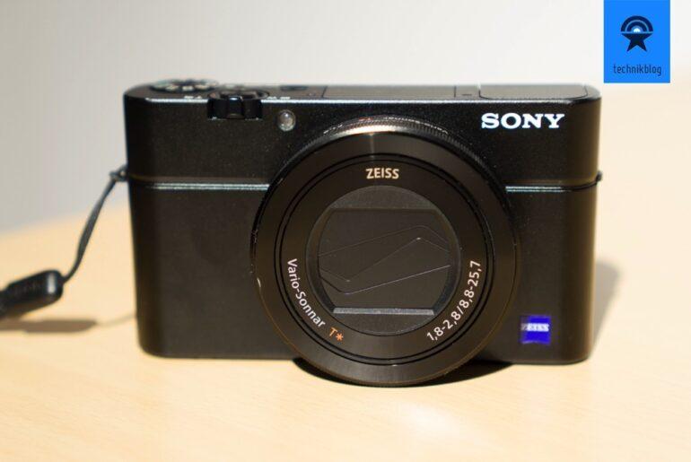 Die ideale Reisekamera - Sony RX100III