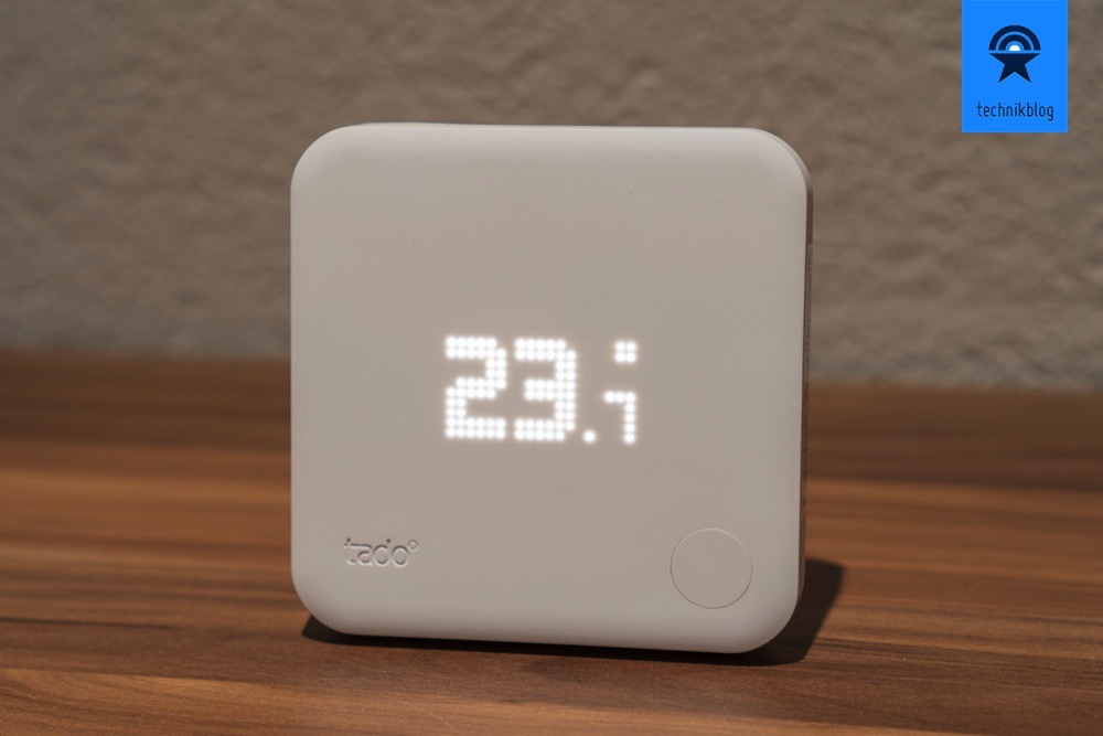 Tado - smartes Thermostat
