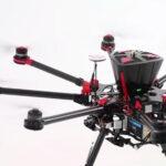 Fallschirm für Multicopter: Dropsafe ausprobiert und mit 240fps gefilmt