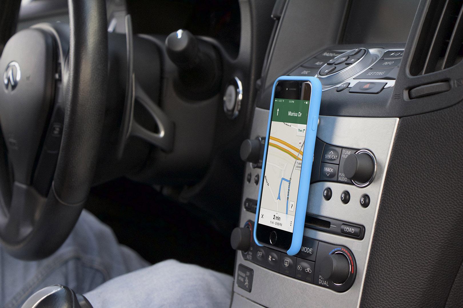 MacBak case iPhone Blue