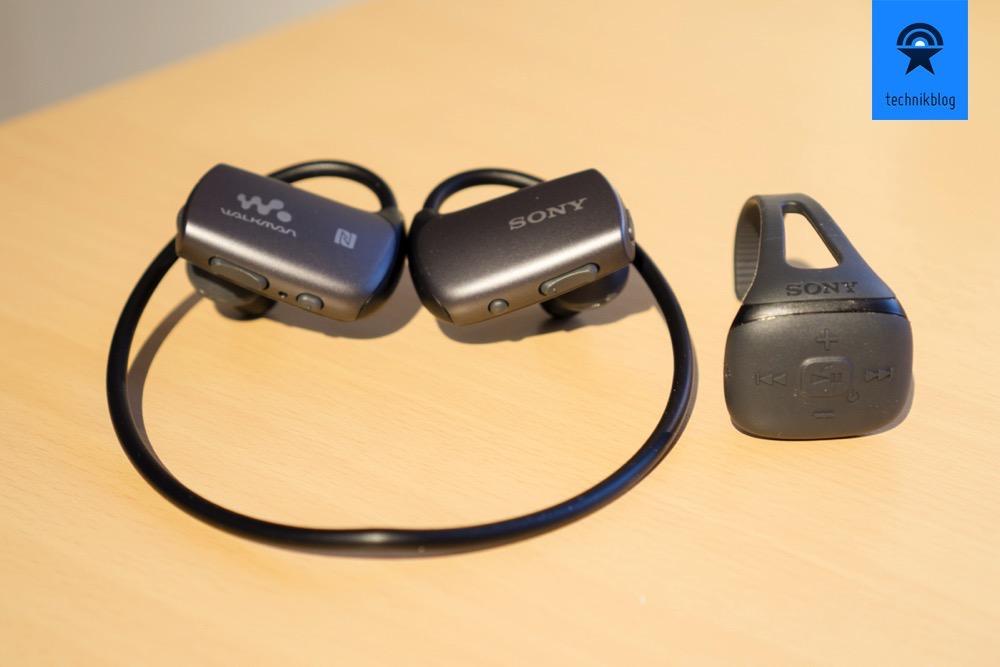 Sony NWZ-WS613 im Test