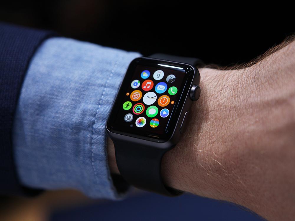 Apple Watch - Bild von wired.com