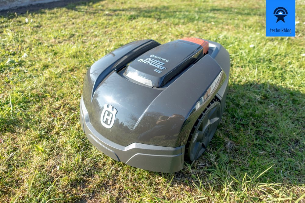 Rasenmähroboter Automower Automatisch Nach Wetter Steuern