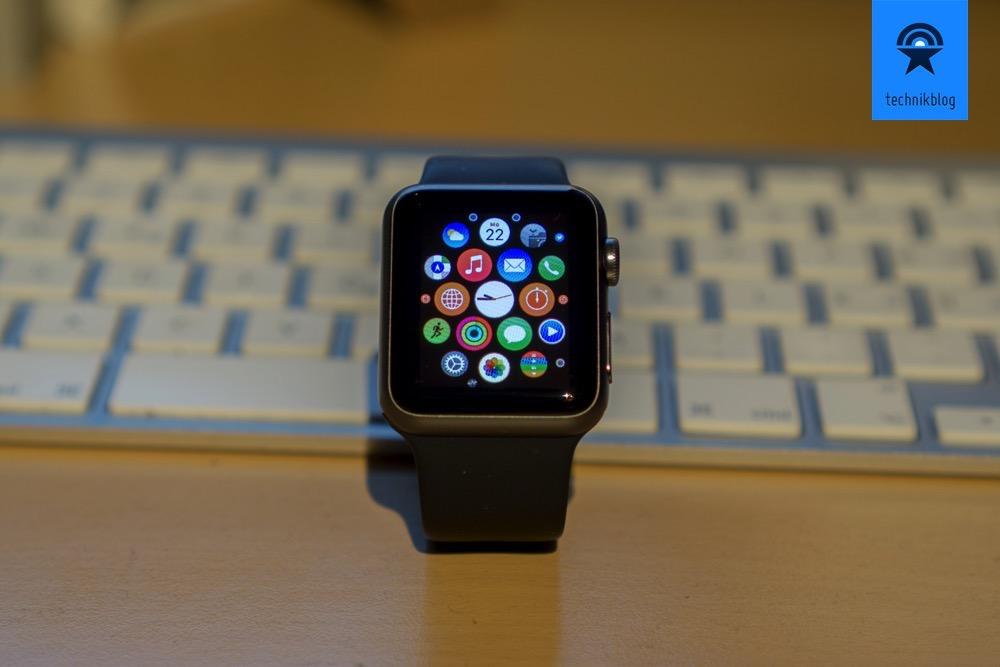 Apple Watch im Test