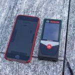 Bosch PLR 50 C im Test: Laser-Messgerät mit App-Anbindung