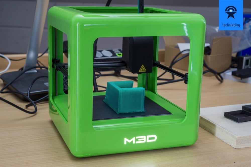 M3D Printer - Tipps and Tricks