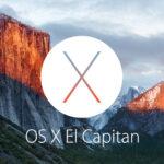 Apple zeigt neues OS X El Capitan