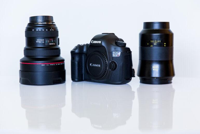 Canon 5DS/R Test