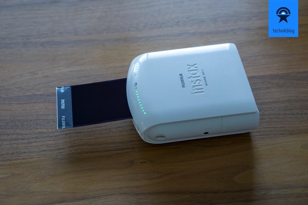 Fujifilm Instax Share SP-1 Testbericht