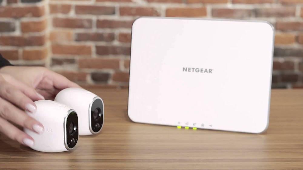 testbericht netgear arlo drahtloses sicherheits kamera system. Black Bedroom Furniture Sets. Home Design Ideas