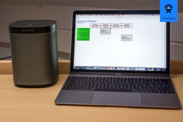 Sonos Web-Interface nutzen - Technikblog