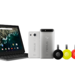 Google präsentiert Produkte-Welle: Nexus 5x, 6P, Chromecast, Chromecast Audio und Pixel C
