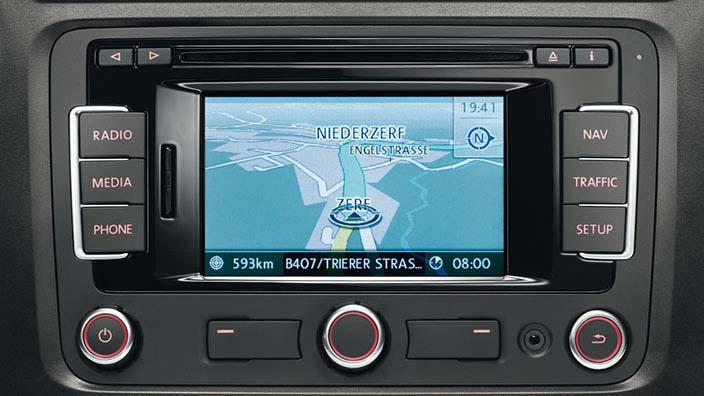 Autohersteller und die Sache mit den GPS-Updates