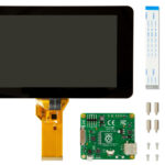 Raspberry Pi Touchscreen Display erschienen