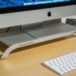 Testbericht: Monitormate ProStation 3.0 Bildschirmständer für iMac
