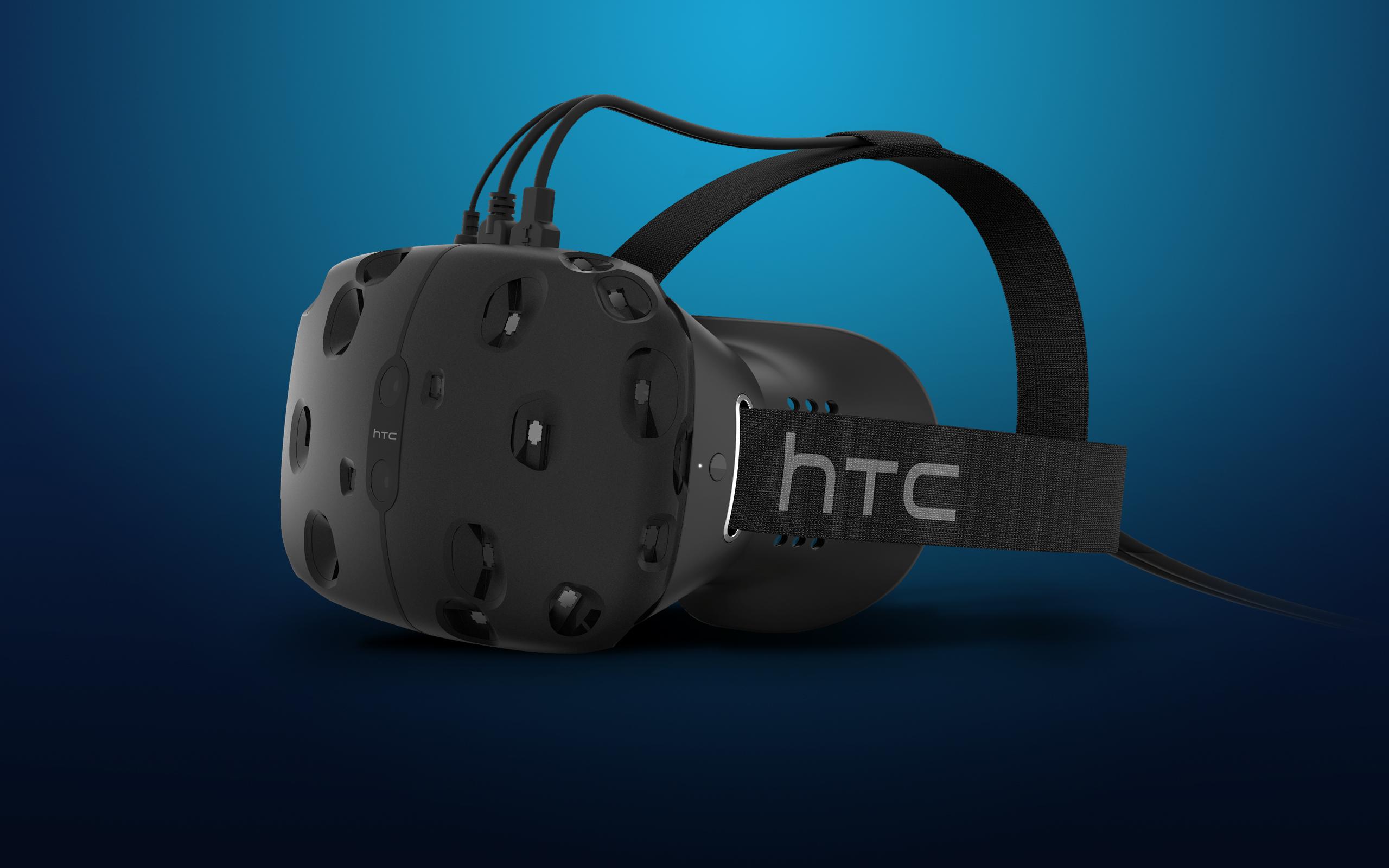 SteamVR Vive von HTC