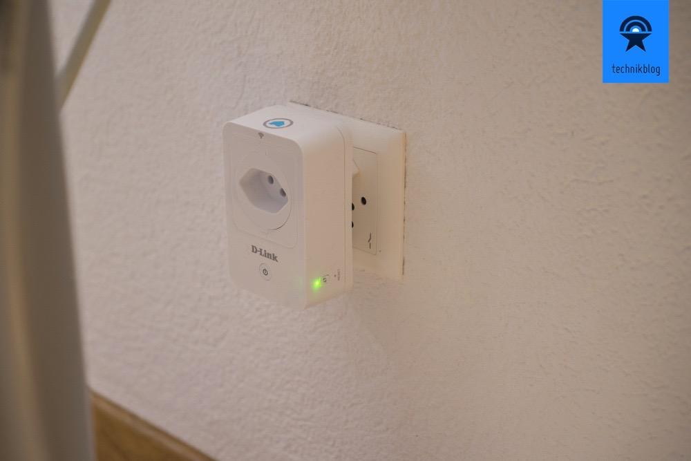 Testbericht: D-Link Smart Plug DSP-W215 - einfach Steckdosen steuern