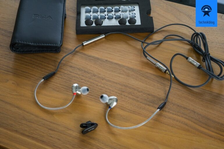 RHA T10i In-Ear Kopfhörer im Test