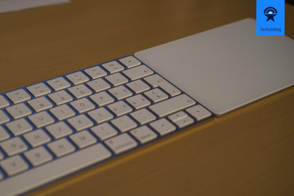 Apple Magic Keyboard & Trackpad 2