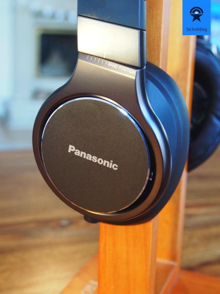 Seitenansicht des Panasonic RP-HD10