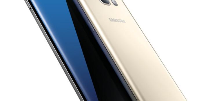 Samsung Galaxy S7 und S7 edge an der MEC 2016