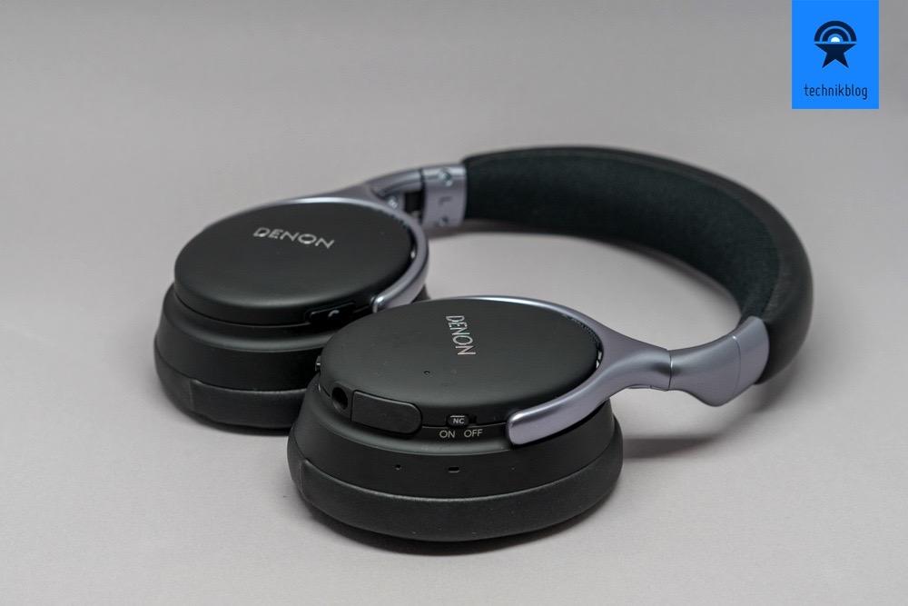 Denon AH-GC20 Wireless Kopfhoerer