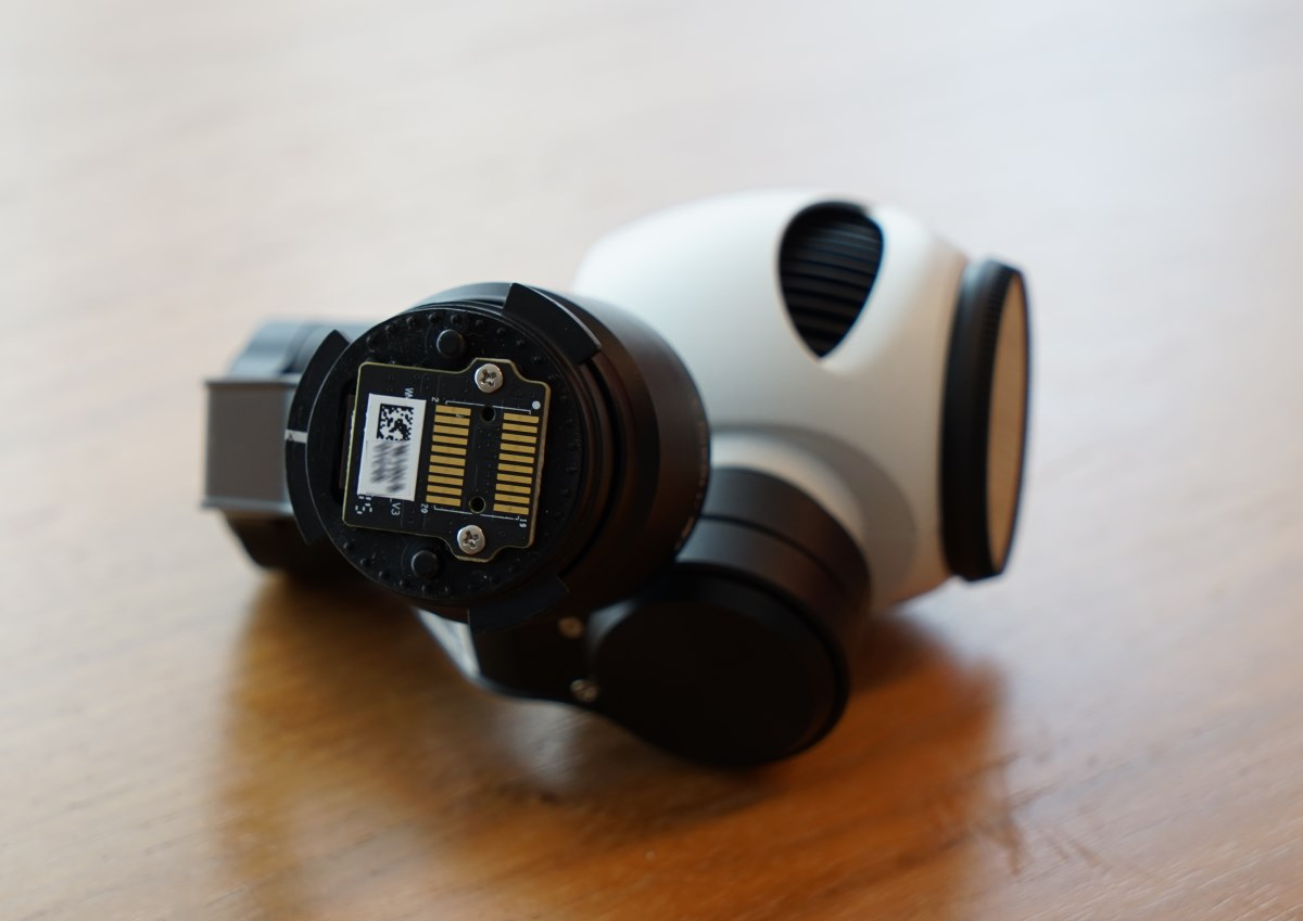 DJI Inspire 1 V2.0 - Anschluss X3 Kamera