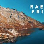 Raetia Prima: Tolle Luftaufnahmen aus Graubünden (Schweiz)