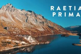 Raetia Prima - Cover