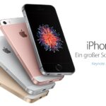 Apple iPhone SE präsentiert: iPhone 5 Look mit 4 Zoll Display
