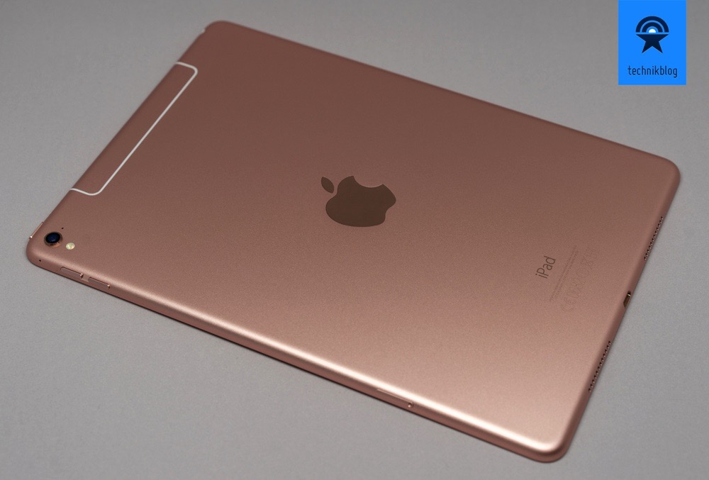 "Apple iPad Pro 9,7"" in roségold"