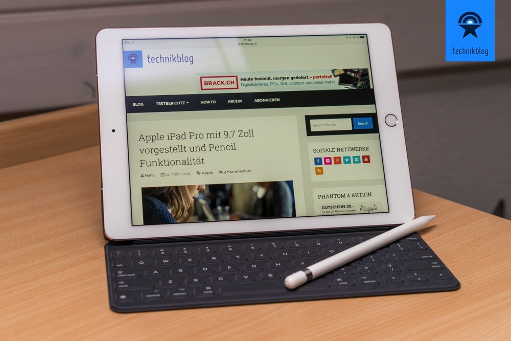 Apple iPad Pro 9,7 Review