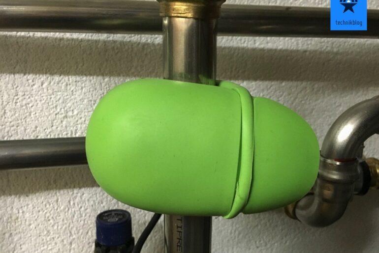 Smappee Gas und Wasser Monitor Test