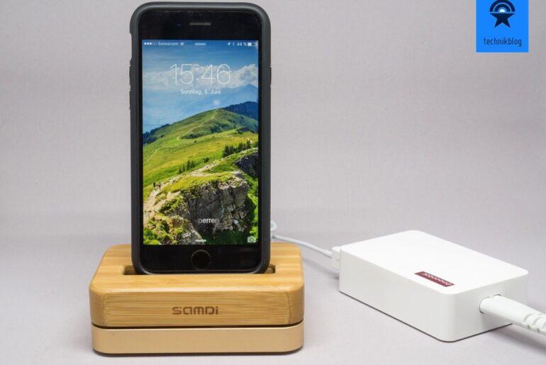 Apfelkiste iPhone Zubehoer