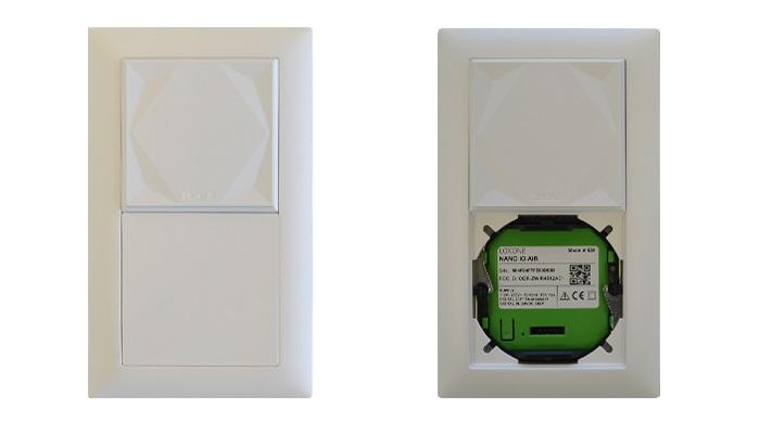 Feller Adapter Set für Loxone