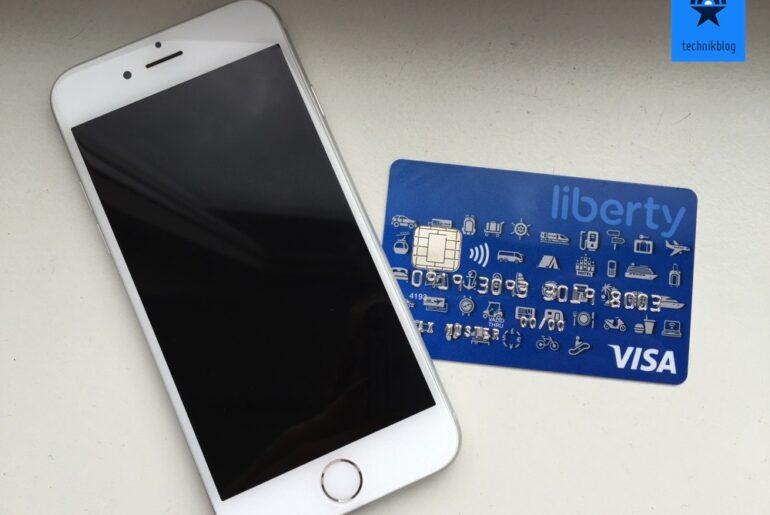 Apple Pay mit der LibertyCard in der Schweiz