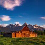 Grand Teton: Toller Timelapse-Zusammenschnitt in 8K