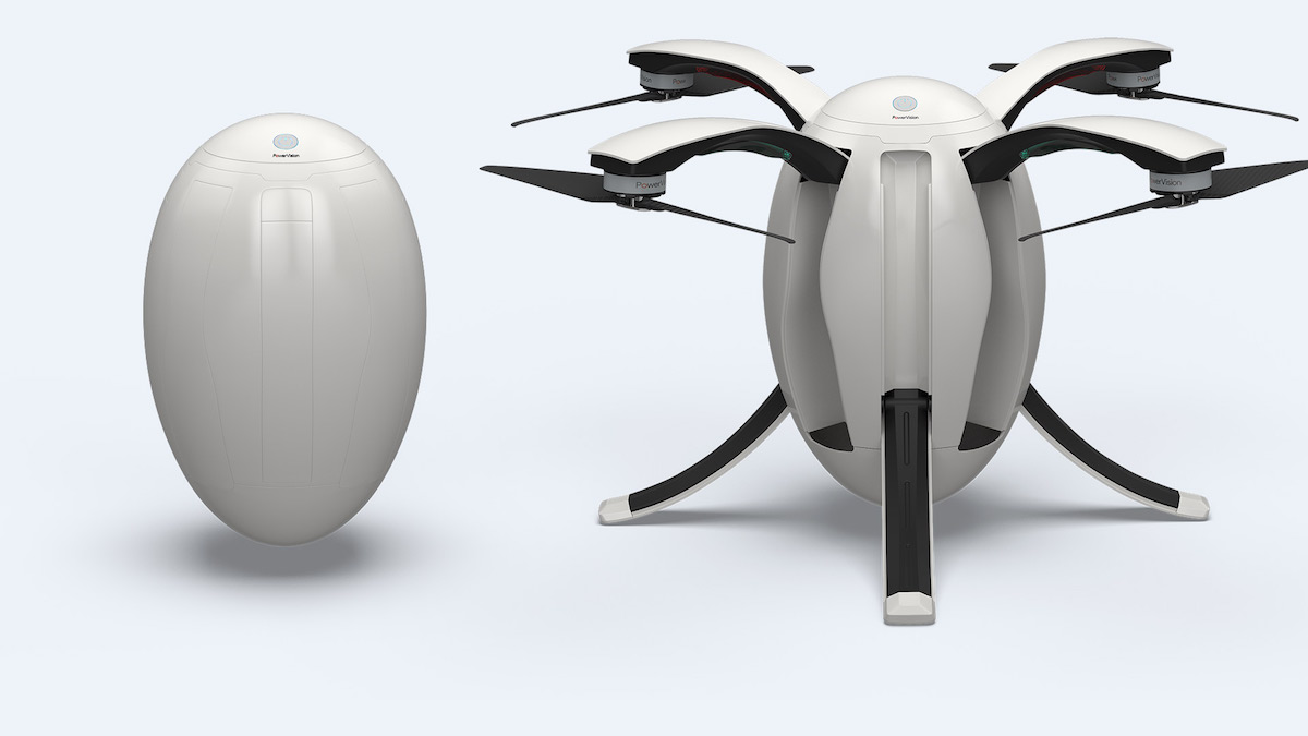 PowerEgg Quadcopter