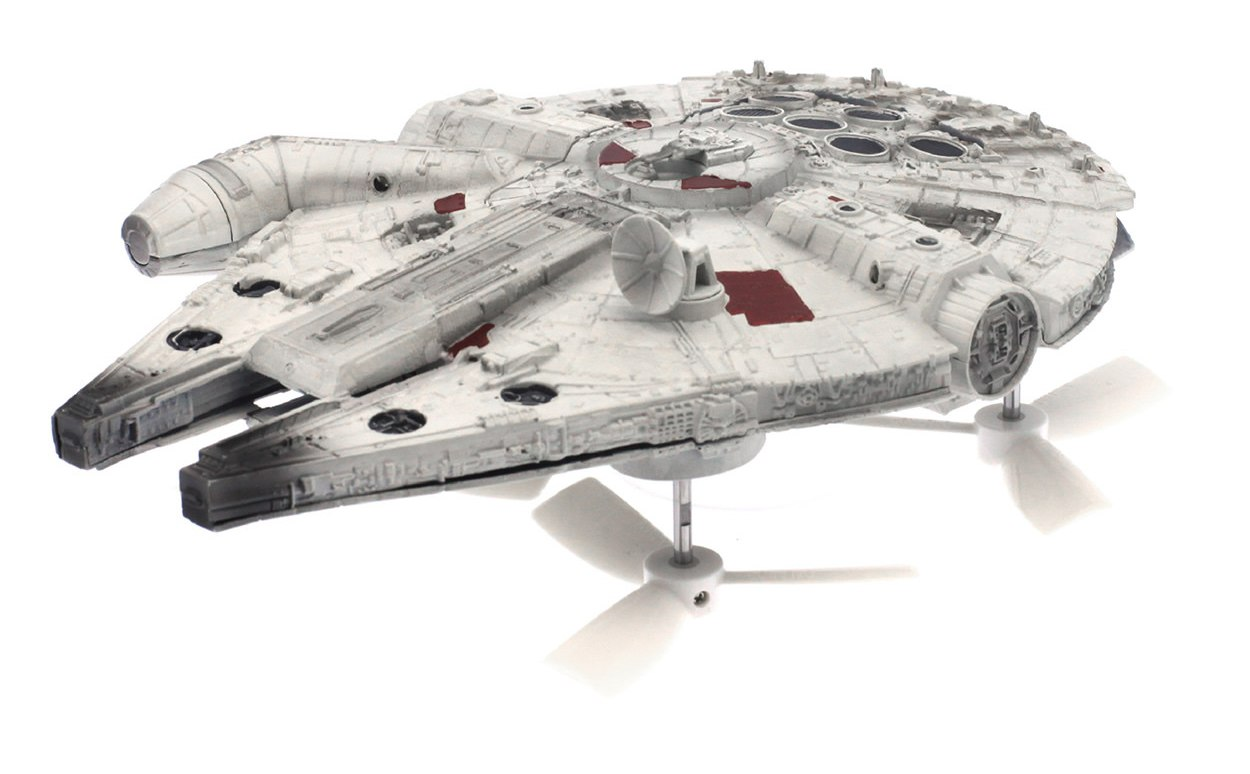 Star Wars Quadcopter Millennium Falcon