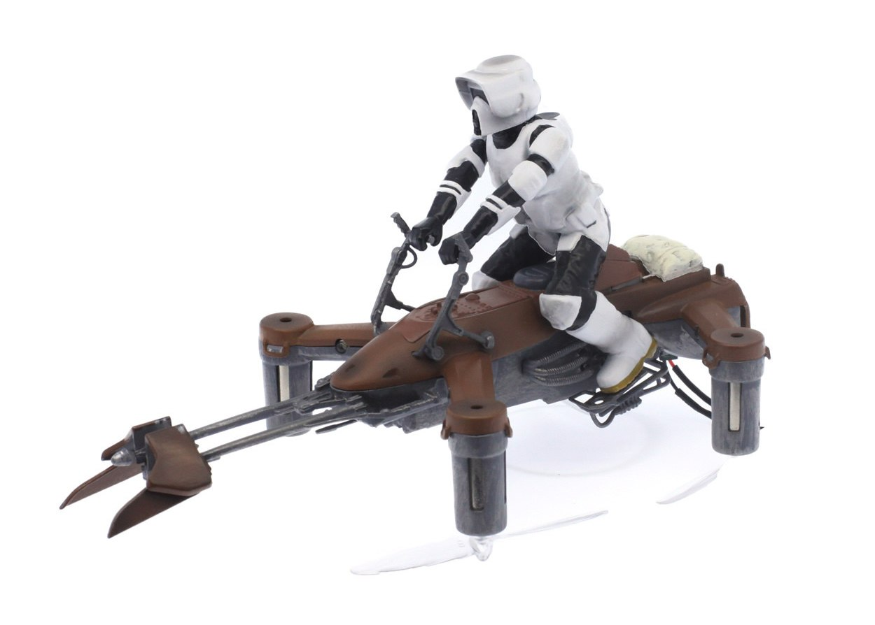 Star Wars Quadcopter Speeder Bike