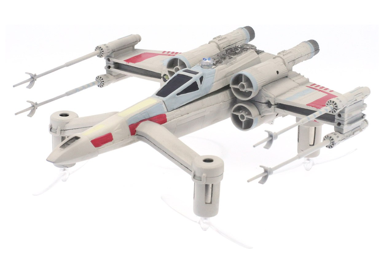 Star Wars Quadcopter T-65-X-WING