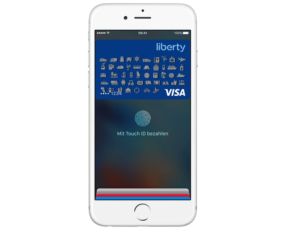 iPhone-mit-Apple-Pay-und-LibertyCard