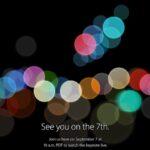 Apple Special Event am 7. September 2016 – Kommt das iPhone 7?